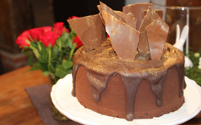 Schokoladentorte – Chocolate Cake